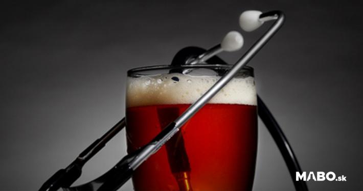 Pozitívne účinky alkoholu