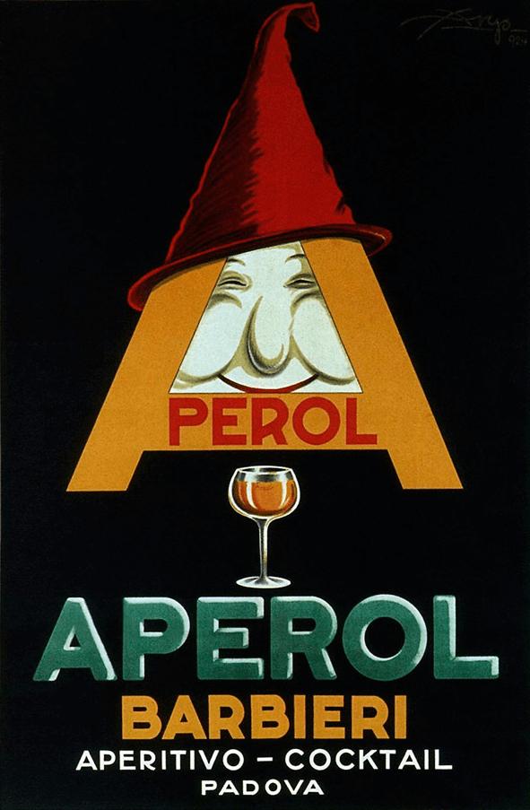 Aperol Spritz Ad