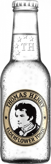 Thomas Henry Elderflower 0,20 L