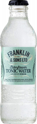 Franklin&Sons Elderflower Tonic with Cucumber 0,20 L