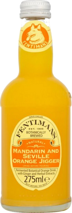 Fentimans Mandarin & Seville Orange Jigger 0,275 L