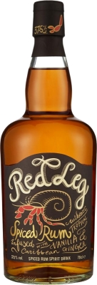 Red Leg Spiced Rum 37,5% 0,70 L