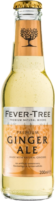 Fever Tree Ginger Ale 0,20 L