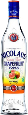 Nicolaus Vodka Grapefruit 38% 0,70 L
