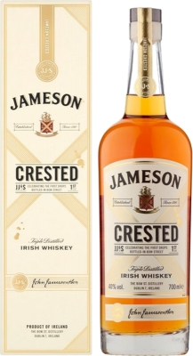 Jameson Crested 40% 0,70 L