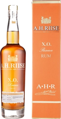 A.H. Riise XO Reserve 40% 0,70 L