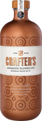 Crafter's Aromatic Flower Gin 44,3% 0,70 L