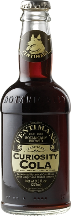 Fentimans Curiosity Cola 0,275 L