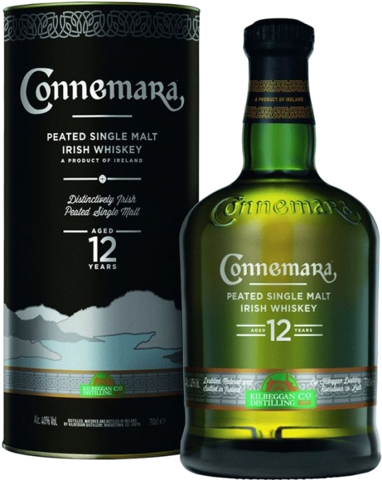 Connemara Peated 12YO 40% 0,70 L