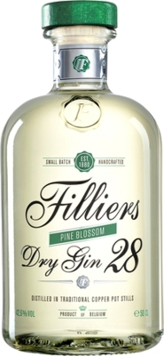 Filliers Pine Tree Blossom Gin 42,6% 0,50 L
