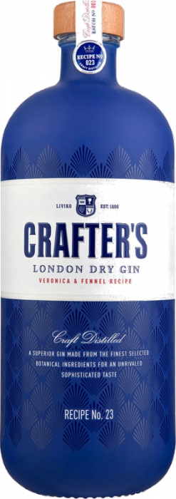 Crafter's Gin 43% 0,70 L
