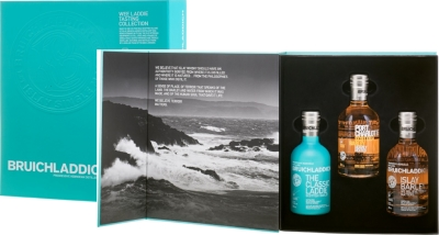 Bruichladdich Tasting Collection 50% 3x0,20 L