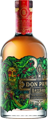 Don Papa Masskara Limited Edition 40% 0,70 L