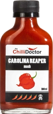 The Chilli Doctor Carolina Reaper Mash 100 ml