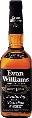 Evan Williams Black 43% 0,70 L