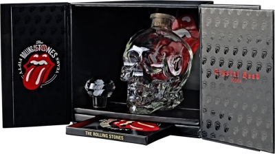 Crystal Head Rolling Stones Vodka 40% 0,70 L