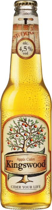 Kingswood Cider 4,5% 0,40 L