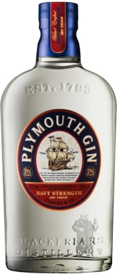 Plymouth Navy Strength Gin 57% 0,70 L