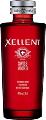 Xellent Swiss Vodka 40% 0,70 L