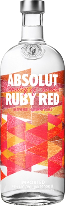 Absolut Ruby Red 40% 0,70 L