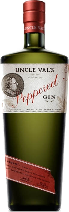 Uncle Val's Peppered Gin 45% 0,70 L