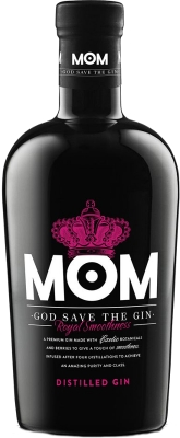 Mom Gin - God Save the Gin 39,5% 0,70 L