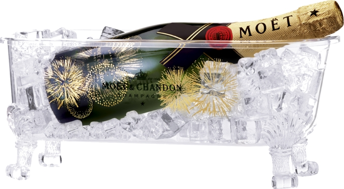 Moet & Chandon Impérial Bubbly Bath (2016) 12% 0,75 L