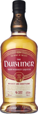 Dubliner Irish Whiskey & Honeycomb 30% 0,70 L