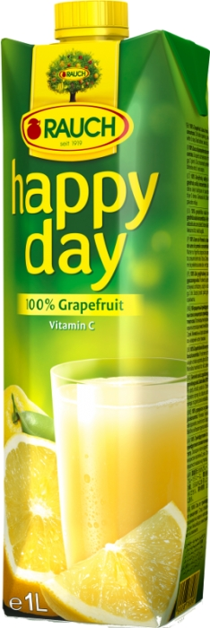 Happy Day Grapefruit 100% 1,00 L