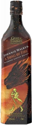 Johnnie Walker A Song of Fire (Game of Thrones) 40,8% 0,70 L