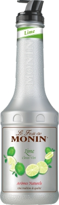 Monin Lime pyré 1,00 L
