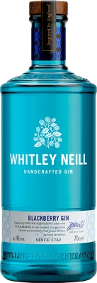 Whitley Neill Blackberry 43% 0,70 L