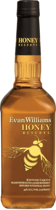 Evan Williams Honey 35% 0,70 L