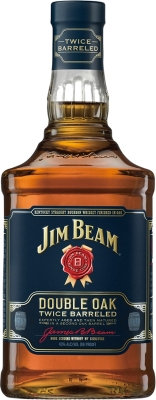 Jim Beam Double Oak 43% 0,70 L