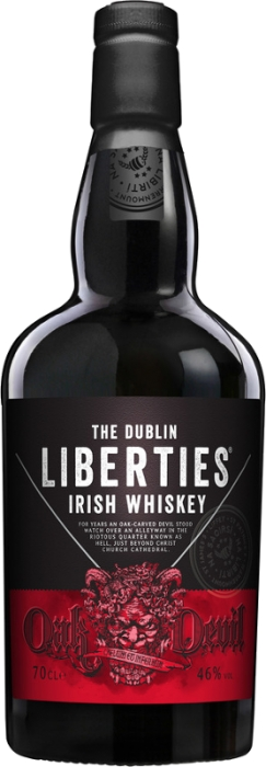 Liberties Oak Devil 46% 0,70 L