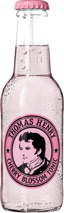 Thomas Henry Cherry Blossom Tonic 0,20 L