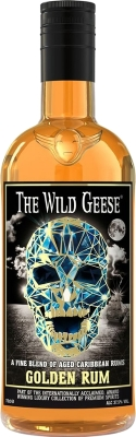 The Wild Geese Golden Rum 37,5% 0,70 L