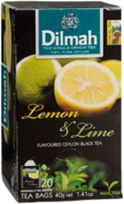 Dilmah Lemon & Lime 1/20