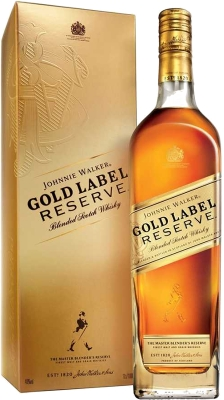 Johnnie Walker Gold Label 40% 0,70 L