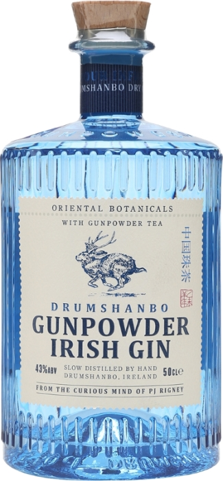 Drumshanbo Gunpowder Irish Gin 43% 0,70 L