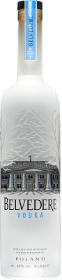 Belvedere vodka 40% 6,00 L