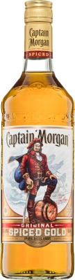 Captain Morgan Spiced Gold 35% 0,70 L