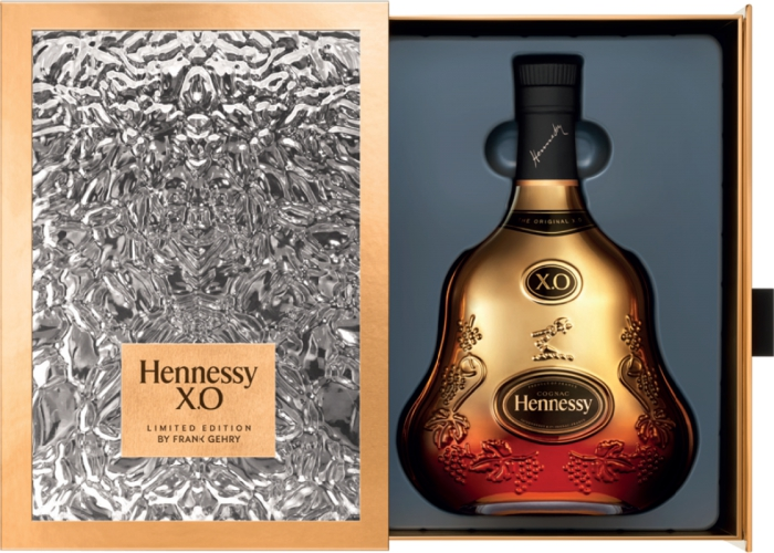 Hennessy XO Collection by Frank Gehry 40% 0,70 L
