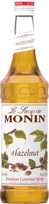 Monin Hazelnut 1,00 L