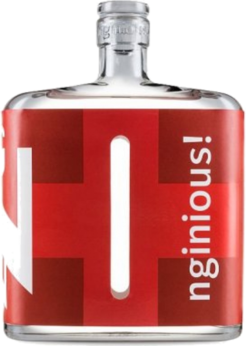 Nginious! Swiss Blended Gin 45% 0,50 L