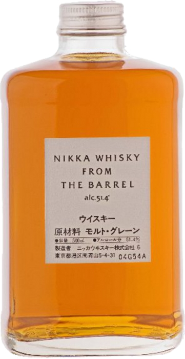 Nikka from the Barrel 51,4% 0,50 L
