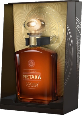 Metaxa Angels Treasure 42,2% 0,70 L