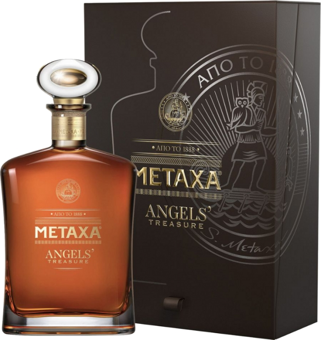 Metaxa Angels Treasure 41% 0,70 L