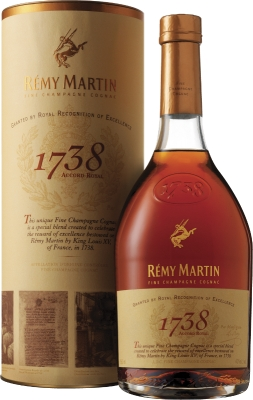 Remy Martin Accord Royal 40% 0,70 L