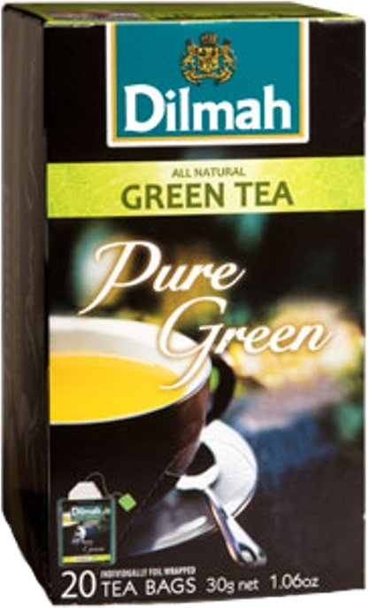 Dilmah Green Tea 1/20